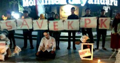aliansi rakyat sda anti korupsi
