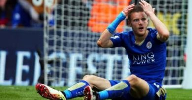 jamie vardy the telegraph