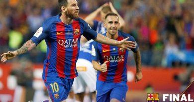 lionel messi @FCBarcelona