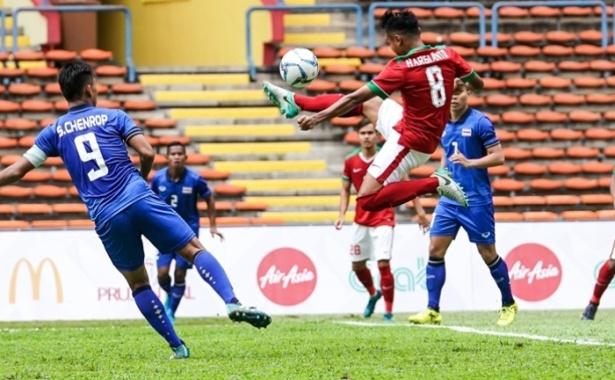 hargianto vs thailand afc