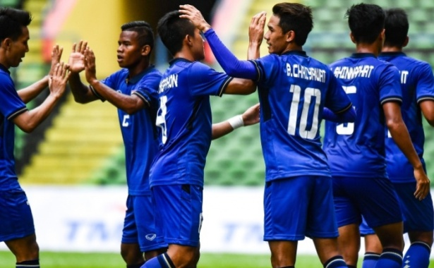thailand v myanmar semifinal sea games afc
