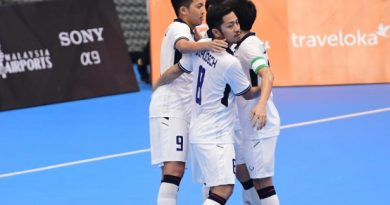 thailand_futsal sea games 2017 afc