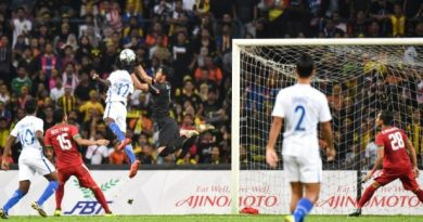timnas vs malaysia sea games afc