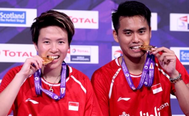 tontowi liliyana dunia 2017 badmintonindonesia