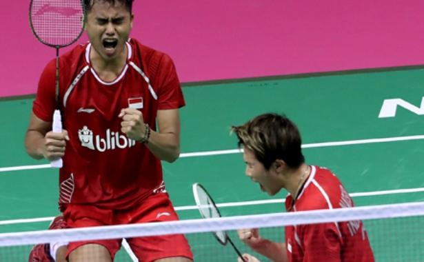 tontowi liliyana juara dunia badmintonindonesia