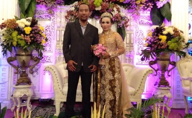 hadi siswoyo nikah