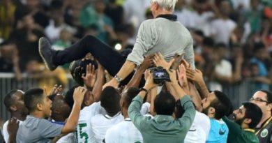 saudi arabia pelatih afc