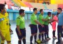 <span style='color:#ff0000;font-size:12px;'>Futsal Antar-Pokja Wartawan Piala Gubernur Jatim </span><br> Pertandingan Dipimpin Wasit dari Asosiasi Futsal Provinsi Jatim