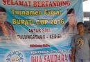 Tulungagung kembali Menggelar Turnamen Futsal Kategori Umum Piala Bupati III