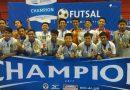 SMKN 7 Surabaya Agendakan Empat Uji Coba Jelang Tampil di Grand Champions Pocari Sweat Futsal Championship