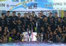 <span style='color:#ff0000;font-size:12px;'>Liga Futsal Gresik  </span><br> Setelah Sukses Rebut Treble Winners, Ini yang Dilakukan HFS Sparta Gresik Jelang Musim 2018