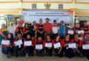 Pasca Sarjana UWP Beri Pengobatan Gratis Lansia di Sidoarjo