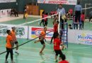 <span style='color:#ff0000;font-size:12px;'>Indomaret Volley Ball Tournament 2017 </span><br> Menangi Derby Tarik, Tim Putra SMPN 1 Tarik Tembus Semifinal