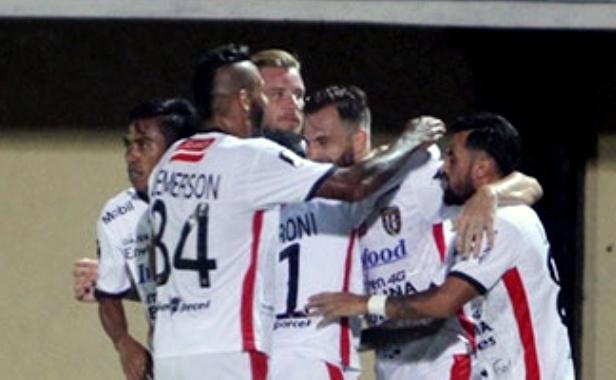 bali united liga indonesia