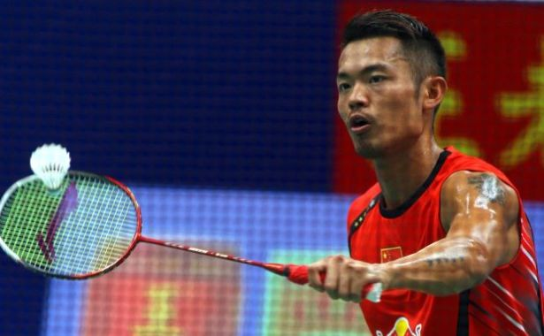 lin dan the stars