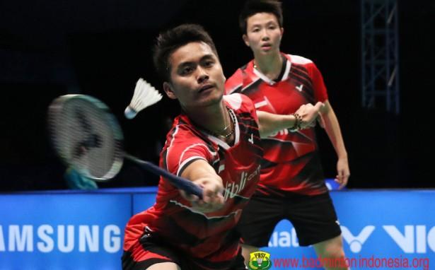 <span style='color:#ff0000;font-size:12px;'>Daihatsu Indonesia Masters 2018 </span><br> Tontowi/Liliyana Tekad Runtuhkan Mitos Sulit Juara di Istora