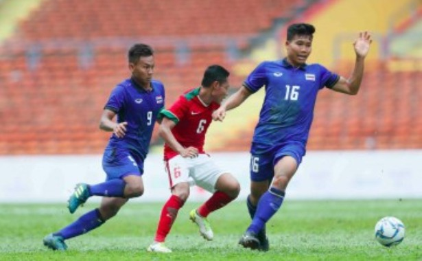 evan dimas vs thailand sea games 17