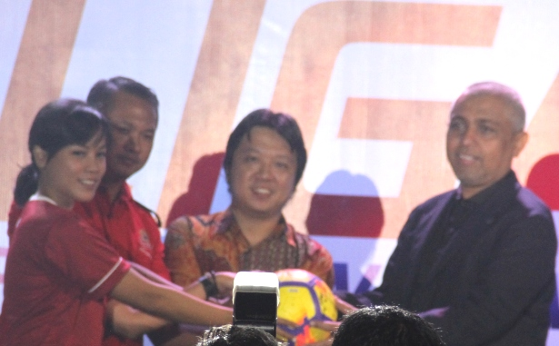 liga 3 jatim launching 2