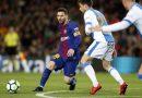 <span style='color:#ff0000;font-size:12px;'>Liga Spanyol </span><br> Hattrick Lionel Messi Antar Barcelona Samai Rekor Real Sociedad yang sudah Bertahan 38 Tahun