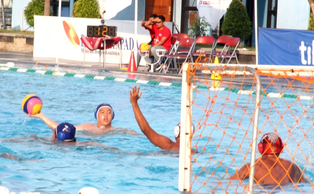 polo air sumut vs sulsel