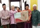 Safari Ramadhan, Kades Jumputrejo, Sukodono, Sidoarjo Janji Tak Anak Tirikan Warga Perumahan