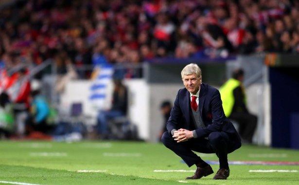 arsene wenger @Arsenal