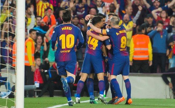barcelona @FCBarcelona