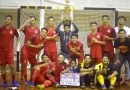 Bolamania FC Gresik Tunggu Regulasi Liga Futsal Nusantara Jatim 2018