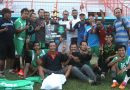 <span style='color:#ff0000;font-size:12px;'>Turnamen Sepak Bola Abror Bedug Cup U 45  </span><br> Banjir Gol di Laga Final, Subuh FC Rebut Juara