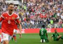<span style='color:#ff0000;font-size:12px;'>Piala Dunia 2018 </span><br> Bukan Kali Pertama Arab Saudi Kalah Telak di Laga Perdana Piala Dunia, Mereka Pernah Dihajar Jerman, 0-8