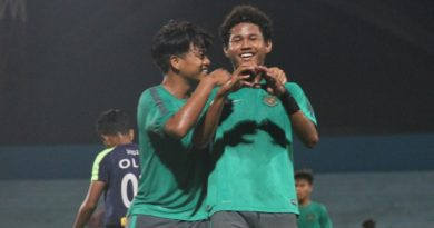 Amiruddin Bagus Kahfi timnas u 16
