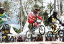 Pembalap Pelatnas Finis Kedua Nomor Men Elite dan Women Elite di Round 1 Banyuwangi International BMX