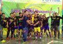 <span style='color:#ff0000;font-size:12px;'>Liga Futsal Nusantara Jatim 2018 </span><br> Buana Mas Agendakan Uji Coba, Prioritaskan Tim Lawan yang Siap