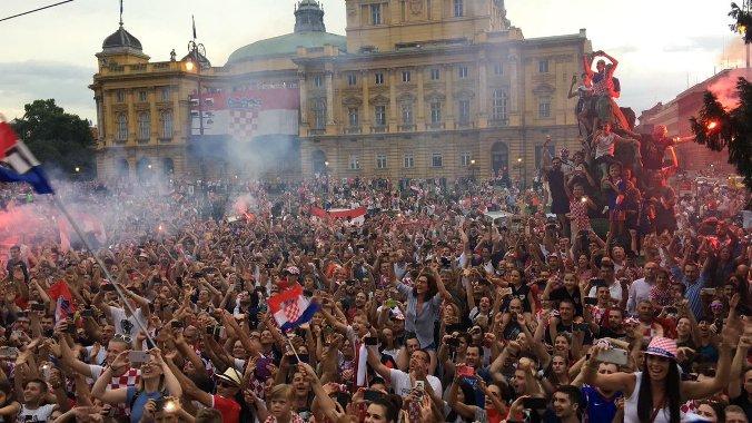 kroasia suporter