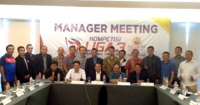 LIGA 3 2018 MANAGER meeting