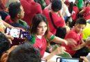 <span style='color:#ff0000;font-size:12px;'>Piala AFF U-16 2018 </span><br> Dukung Timnas Indonesia U-16 di Final, Via Vallen Puji Penampilan Pemain Ini