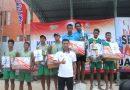 Sempat Cedera, Putra Mojokerto 3 Juara Kejurprov Voli Pasir Junior Jatim 2018