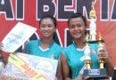 Putri Sidoarjo 1 Rebut Juara Kejurprov Voli Pasir Junior Jatim 2018