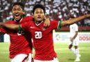 Woooooo, Striker Timnas Indonesia U-16 Bagus Kahfi Hattrick ke Gawang Oman