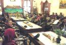 Puluhan Anggota BPD Sidoarjo Gelar Aksi di Depan Pendopo, Mereka Minta Ketegasan SK Bupati