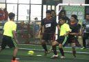 <span style='color:#ff0000;font-size:12px;'>Futsal Piala Kakanwil DJP Jatim II 2018 </span><br> KPP Pratama Gresik Selatan Puncaki Klasemen Sementara Grup B, setelah Kalahkan KPP Pratama Sidoarjo Utara