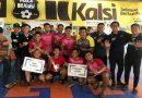 Futsal Telkom Gresik Juara Piala Kalsi, Pemainnya Rebut Best Player