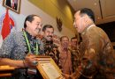 Sumbang Medali Terbanyak di Asian Games 2018, KONI Jatim Dapat Penghargaan dari KONI Pusat