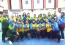 Perwosi Sidoarjo Juara Gobak Sodor Pekan Olahraga Perempuan 2018