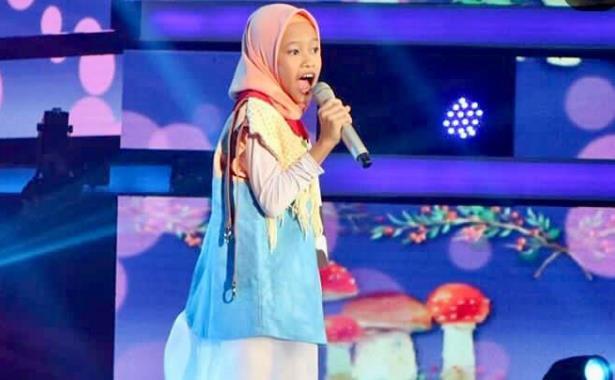 Raisya Olfat Putri Prabowo aidol
