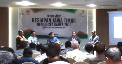 koni jatim workshop