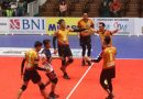 <span style='color:#ff0000;font-size:12px;'>Proliga 2019 </span><br> Surabaya Bhayangkara Samator Taklukan Tim Pendatang Baru Jakarta Garuda