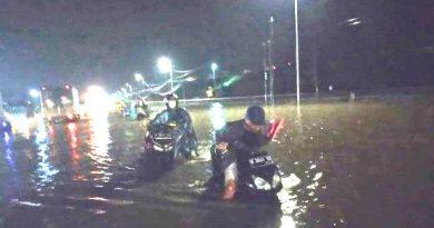 banjir porong mogok