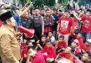 Deltamania Gelar Aksi, Minta Bupati Bawa Deltras Naik ke Liga 2