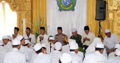 doa bersama sda